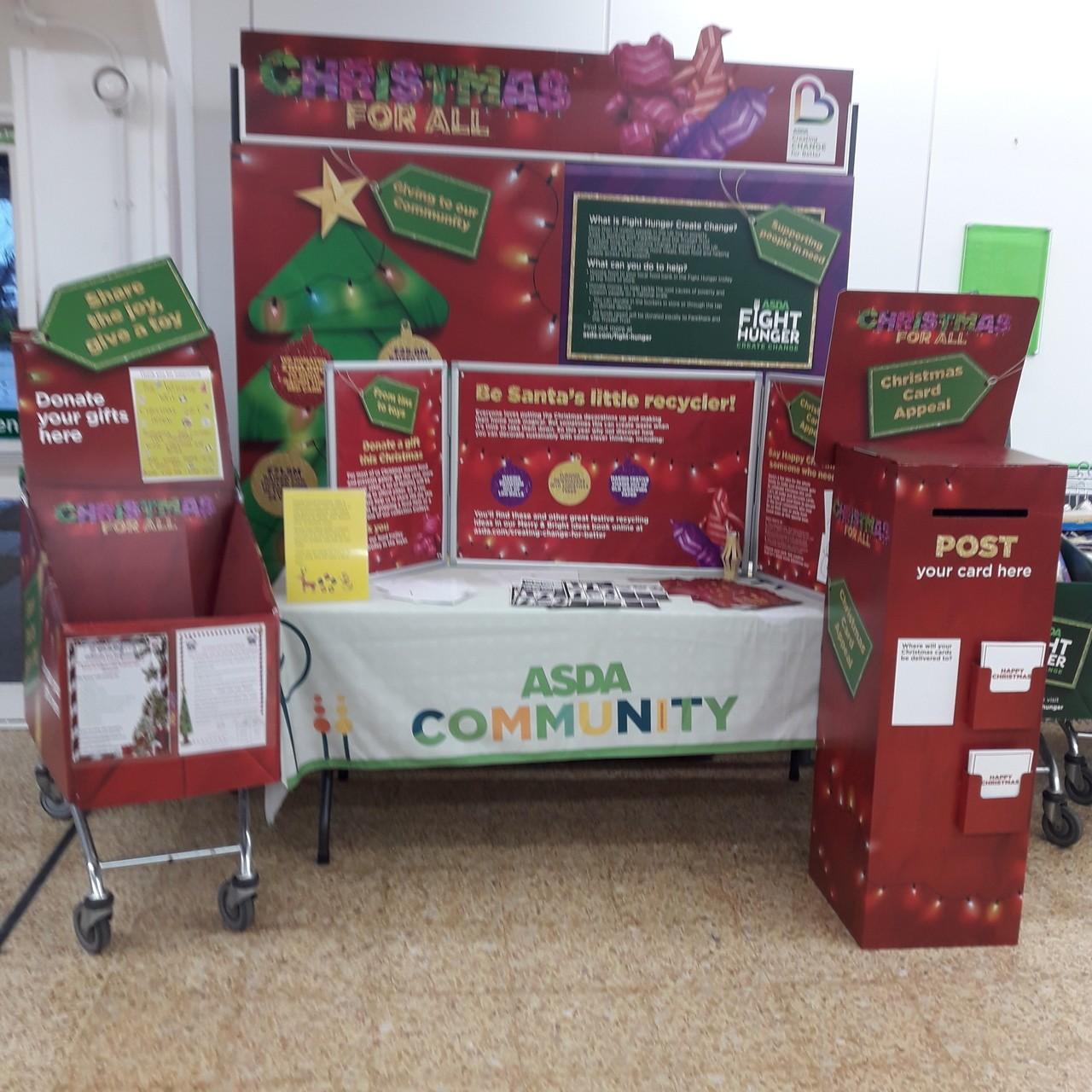 Christmas for all | Asda Crewe