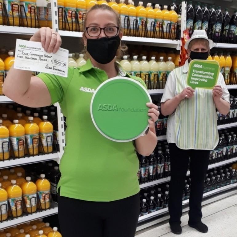 Green Token Giving goes digital | Asda Boston