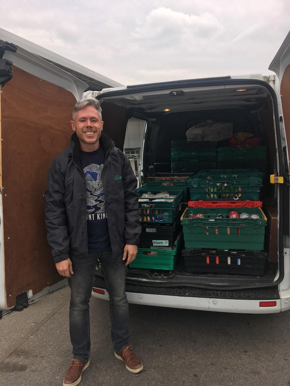 Asda Foundation grant for food bank | Asda Thurmaston