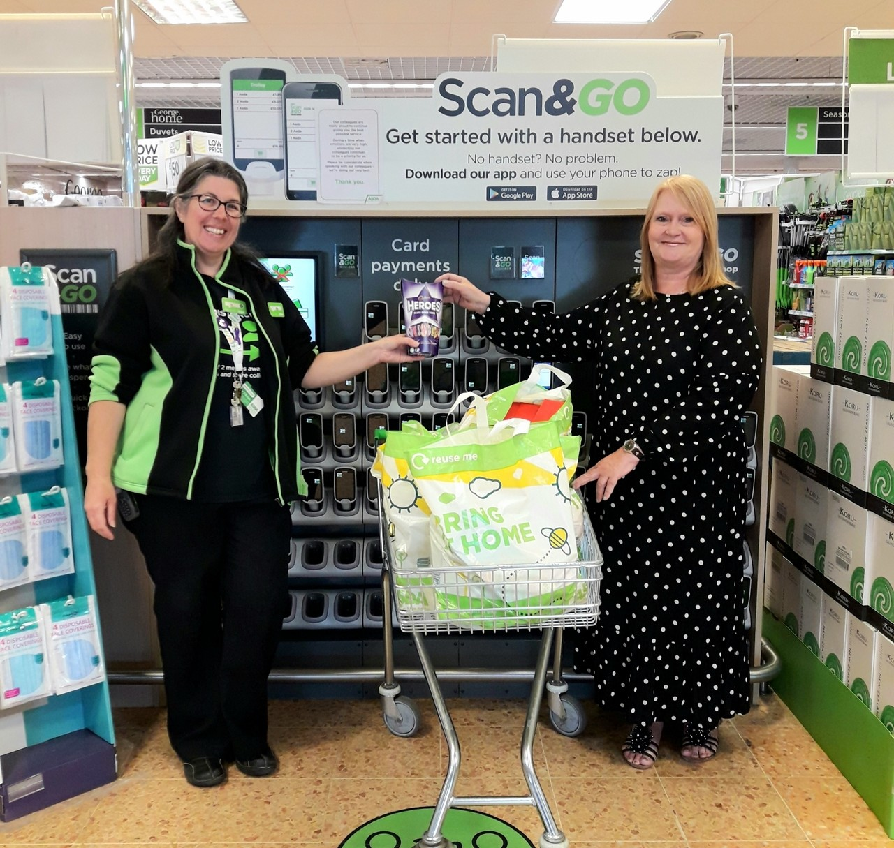 Supporting local teachers and pupils  | Asda Leamington Spa
