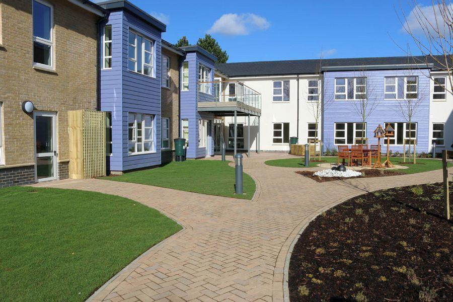 Donation for elderly socially distanced garden party | Asda Wallington