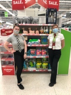 Back to school success | Asda Glenrothes