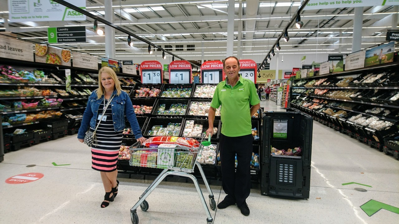 Donation to Filton Hill Primary School | Asda Filton