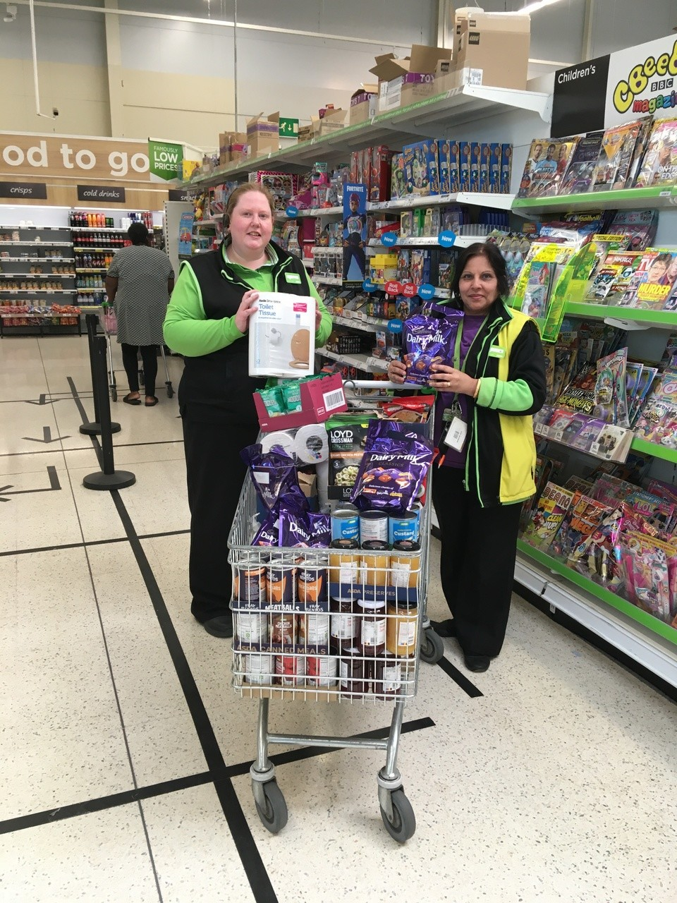 Food bank thanks | Asda Melksham