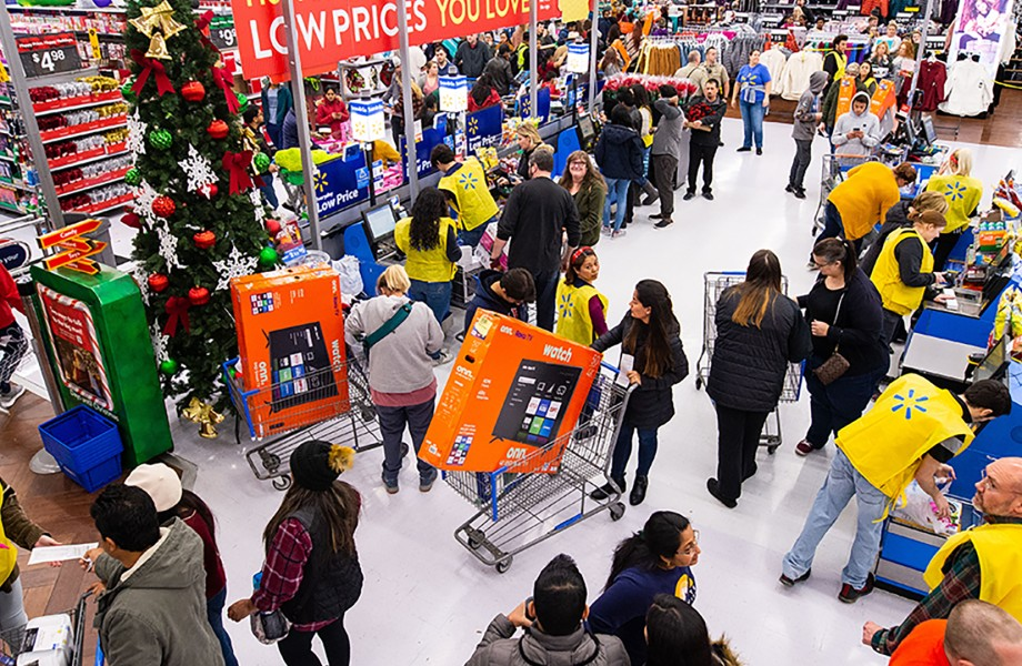 Incredible Prices On Quality Brands Plus Convenience Here S How Walmart S Black Friday Delivered