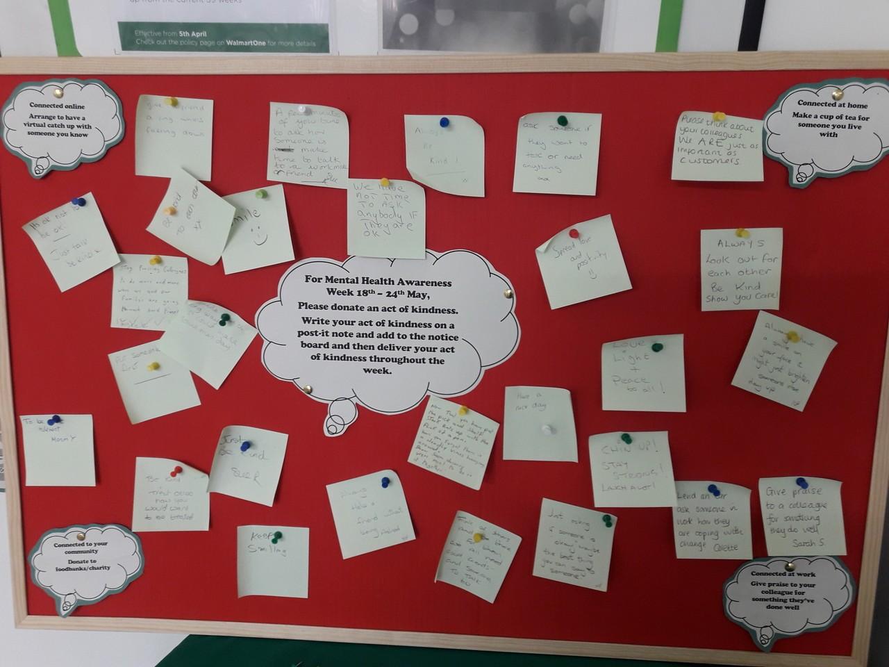Mental Health Awareness Week | Asda Ashton
