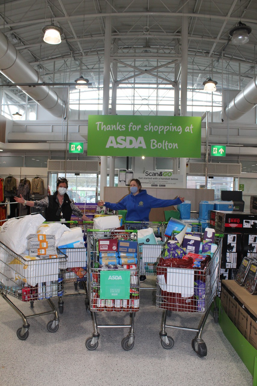 Asda Foundation 'Supporting Communities' grant Bolton Lads and Girls Club. | Asda Bolton