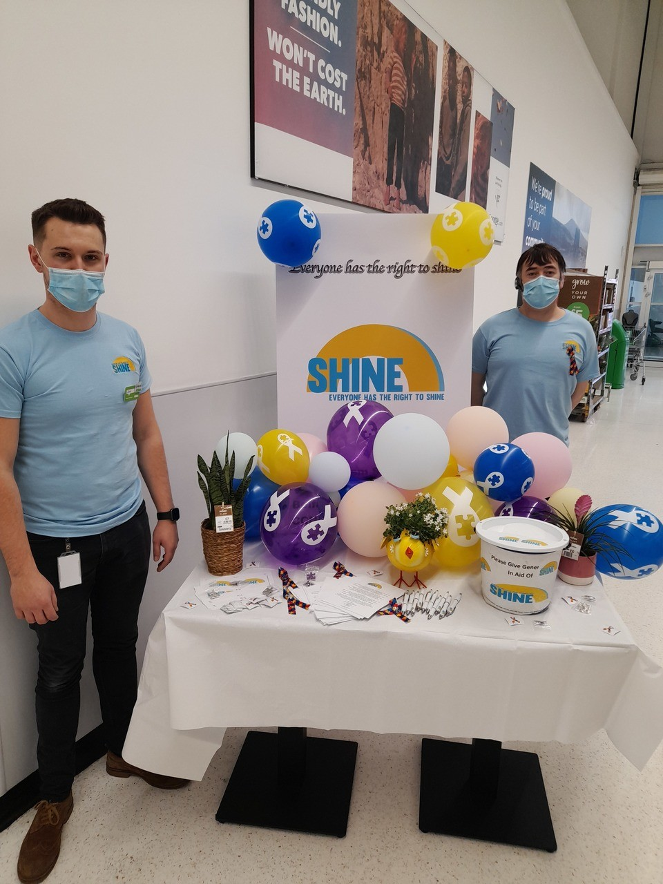 Supporting Autism Awareness Month  | Asda Belfast Westwood