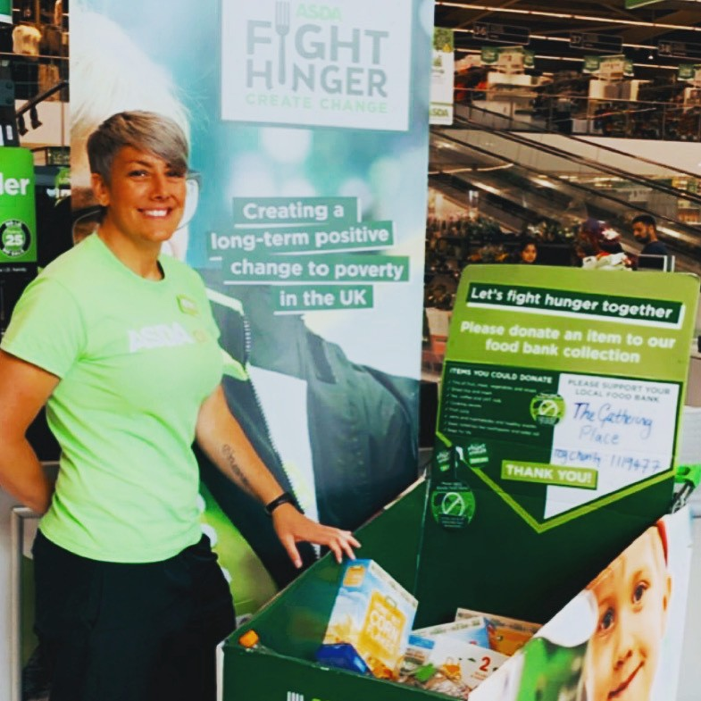 Generous customers at Asda Halifax continue to fight hunger | Asda Halifax