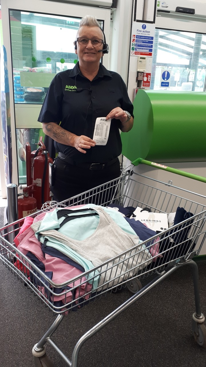 Donation to South Lincolnshire Domestic Abuse Service | Asda Boston