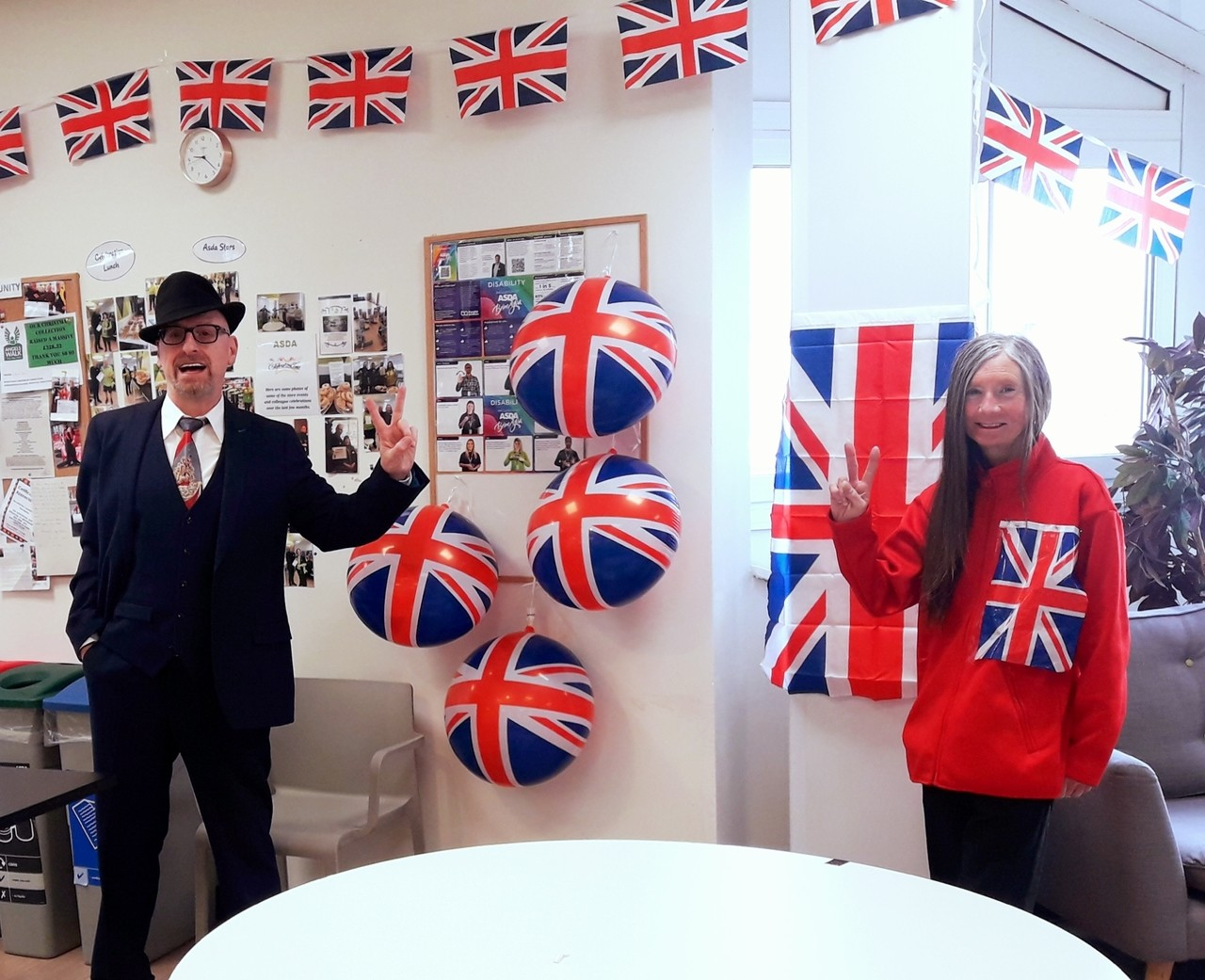VE Day celebrations | Asda Brighton Marina