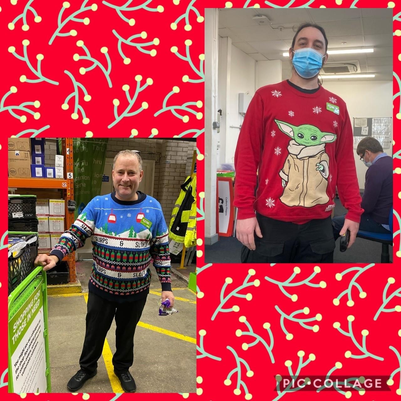 Christmas jumpers | Asda Gosport
