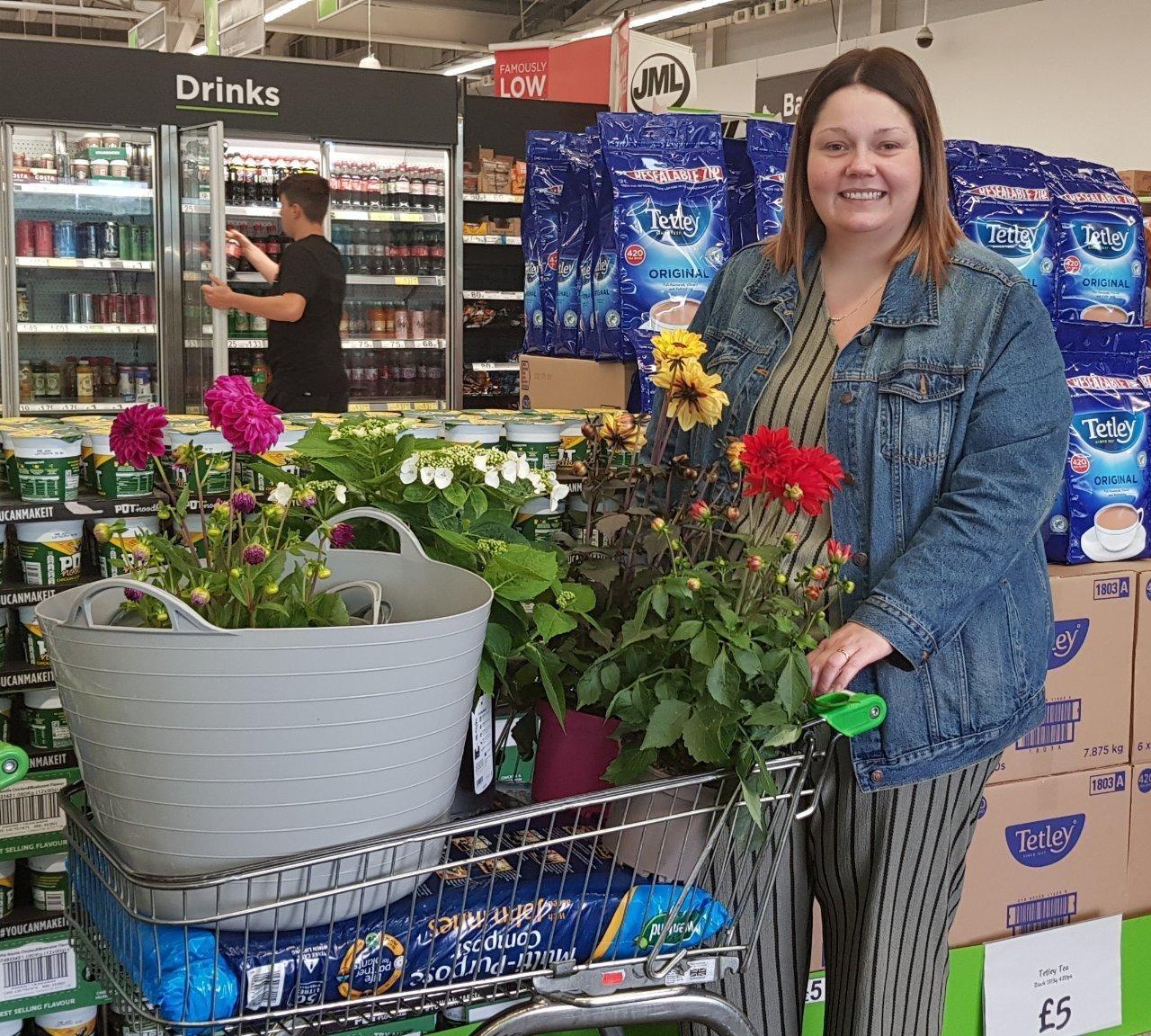Royal Glamorgan Hospital donation | Asda Tonypandy