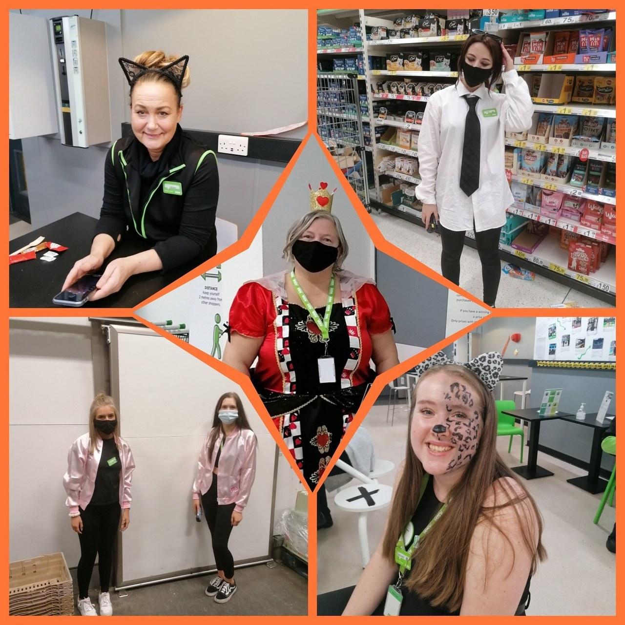 Halloween Fun at Asda Motherwell | Asda Motherwell