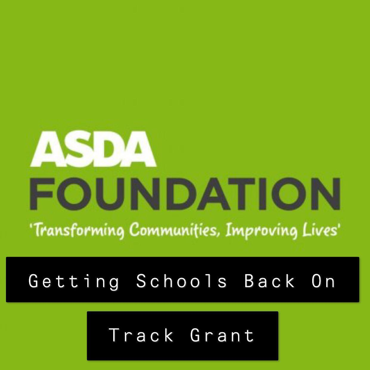 Getting back on track | Asda Widnes