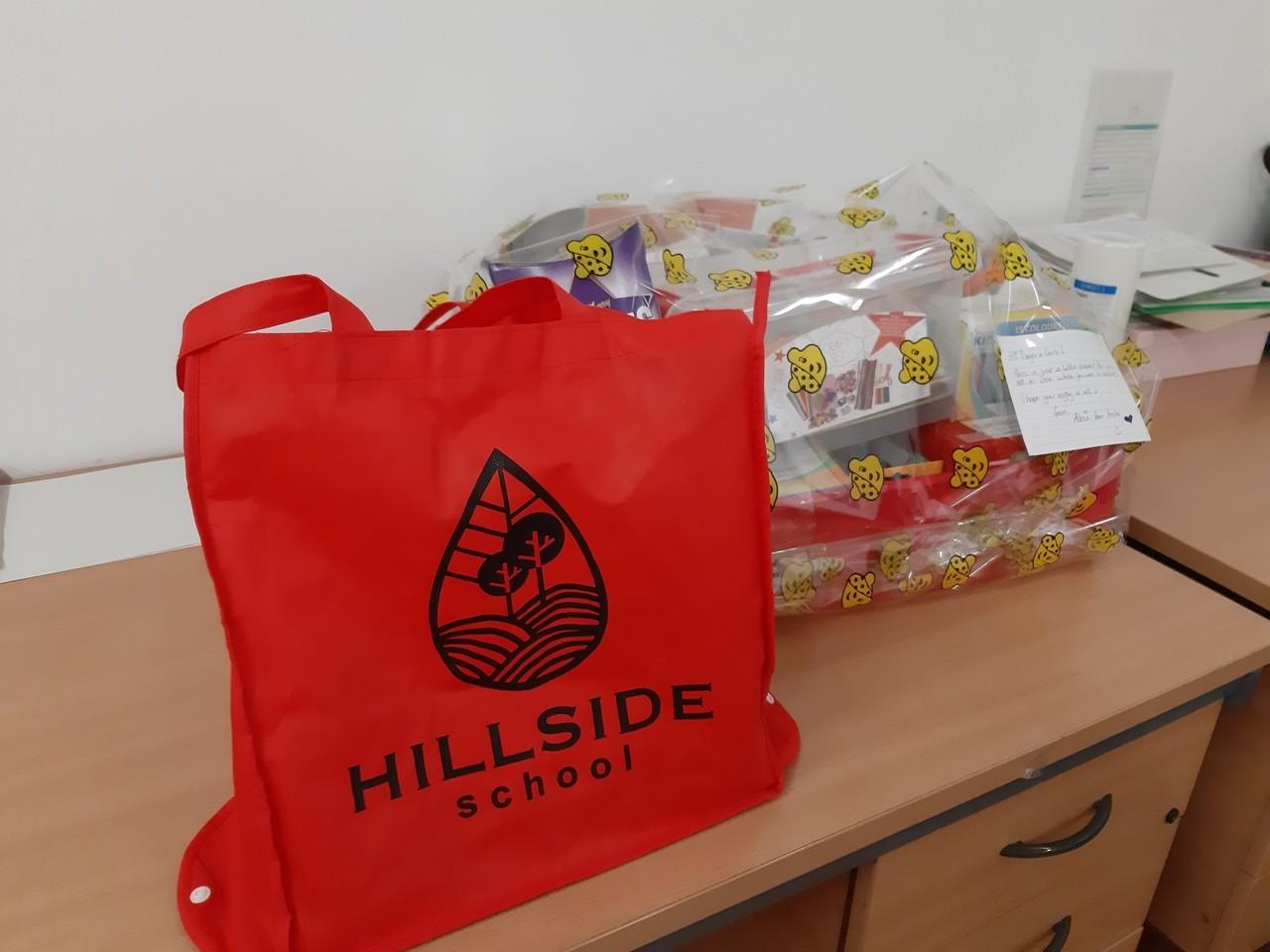 Donations to the Hillside Hub | Asda Portlethen