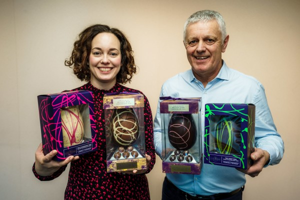 Asda has removed 16 tonnes of plastic packaging from new Easter egg range