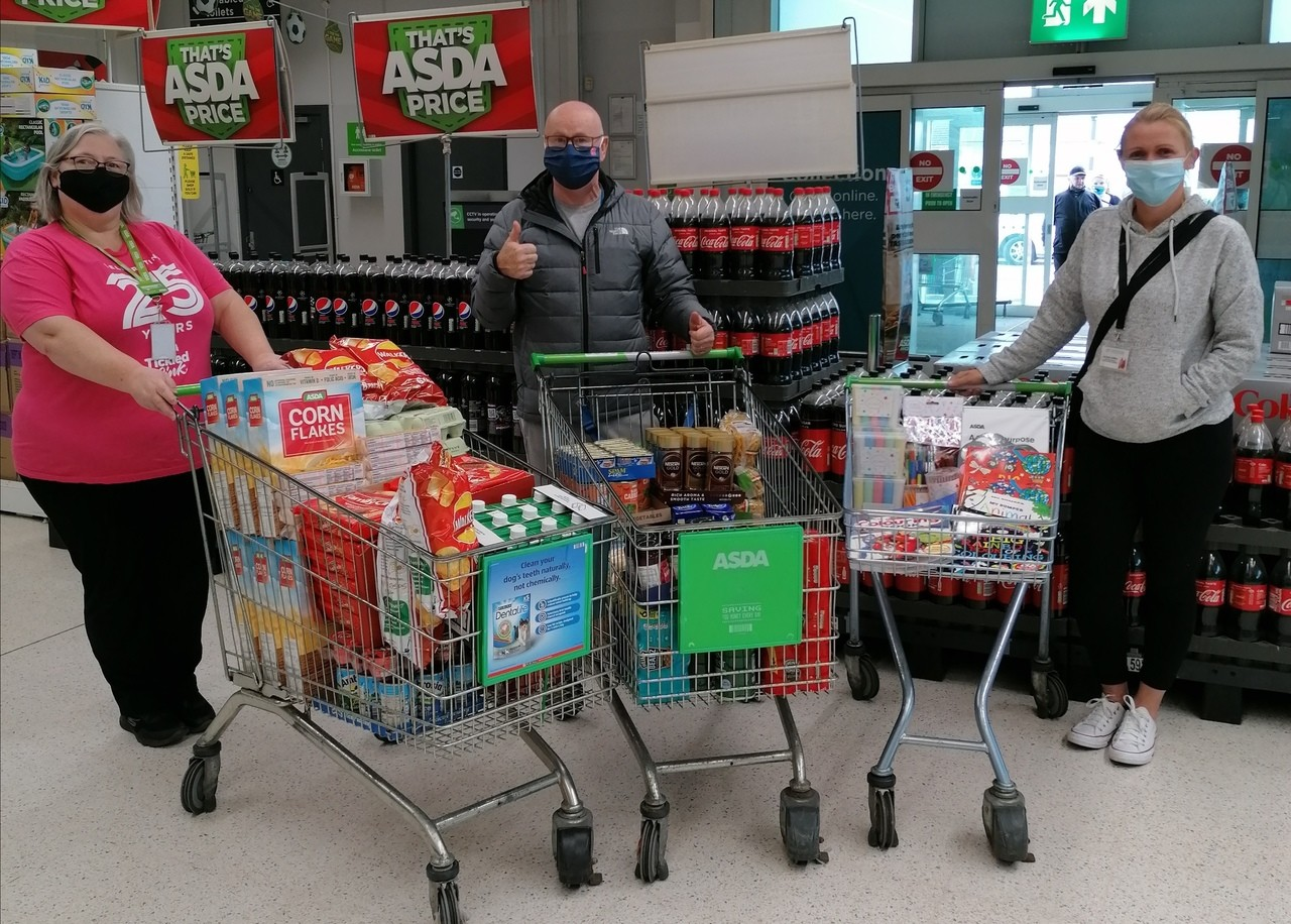 Supporting Communities Grant for Lanarkshire Deaf Club SCIO | Asda Motherwell