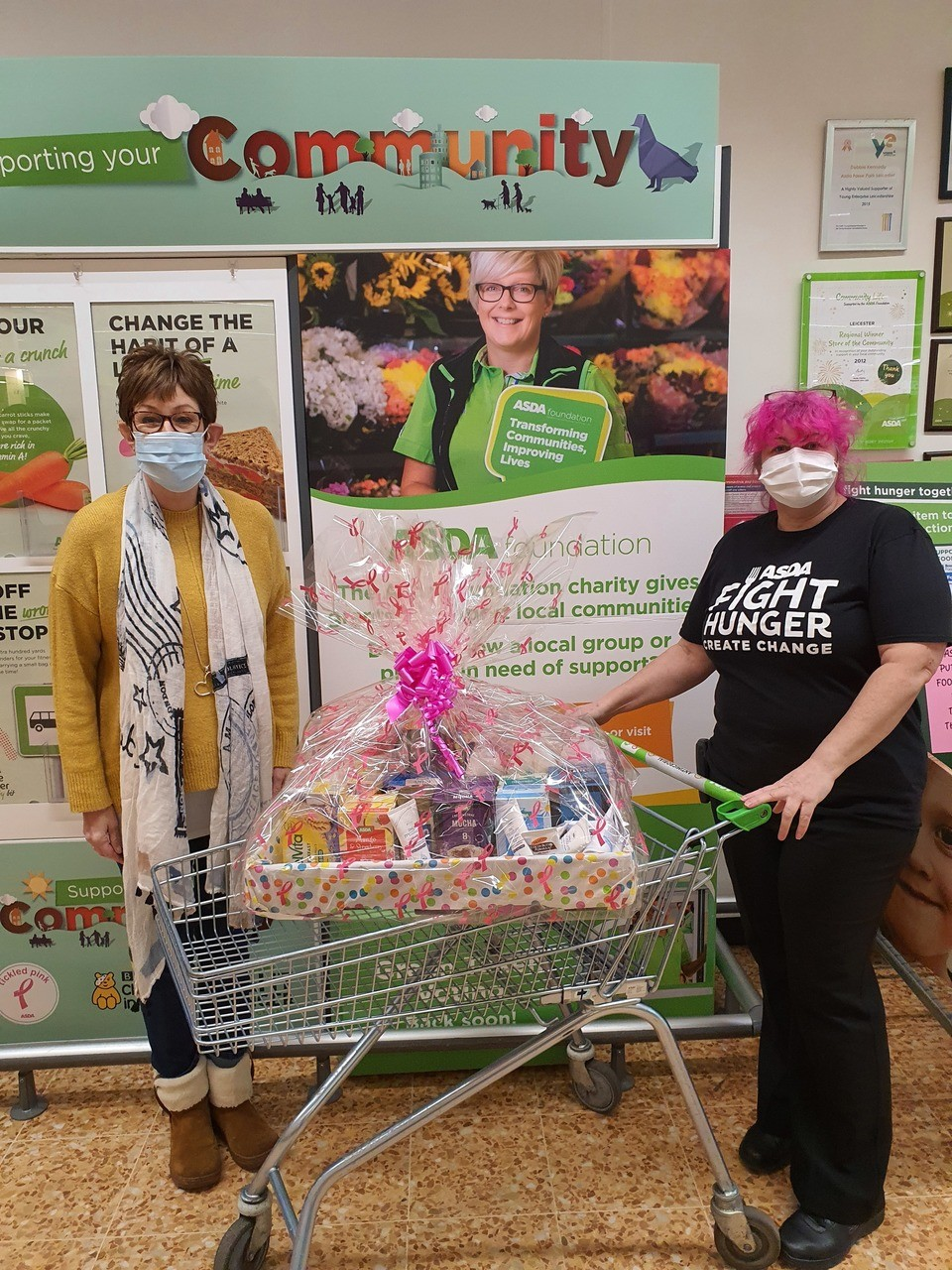 Supporting our NHS | Asda Leicester