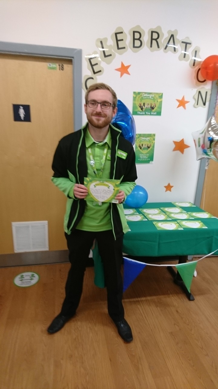 Thank You Week at Asda Filton | Asda Filton