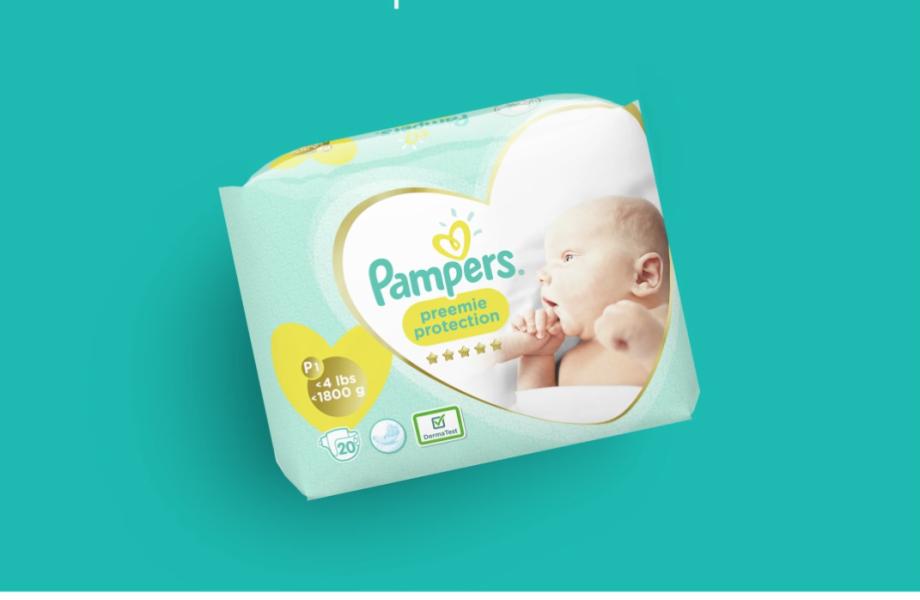 Asda为早产儿提供免费的婴儿保护尿布