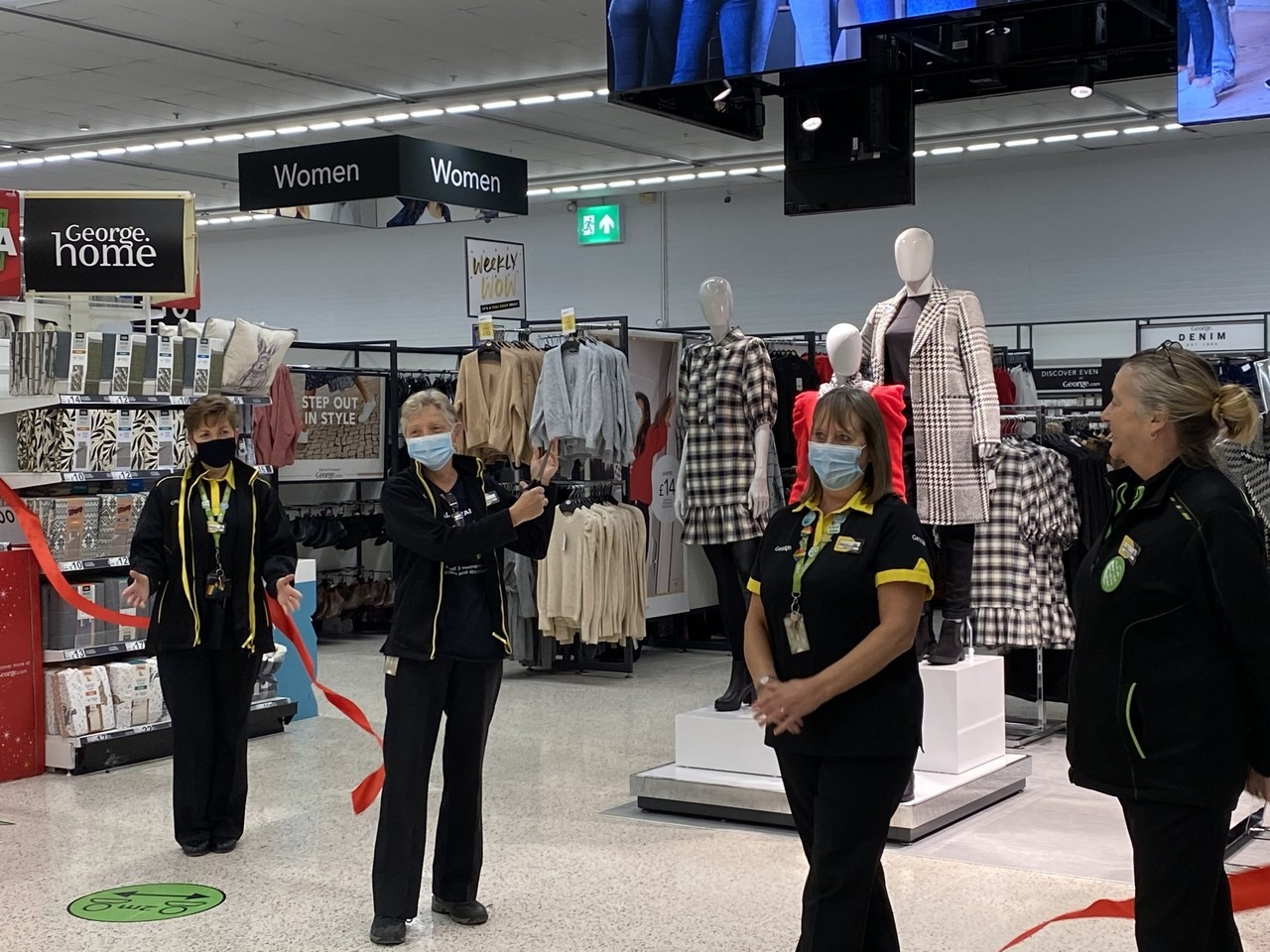 Our new George department is open! | Asda Chelmsford