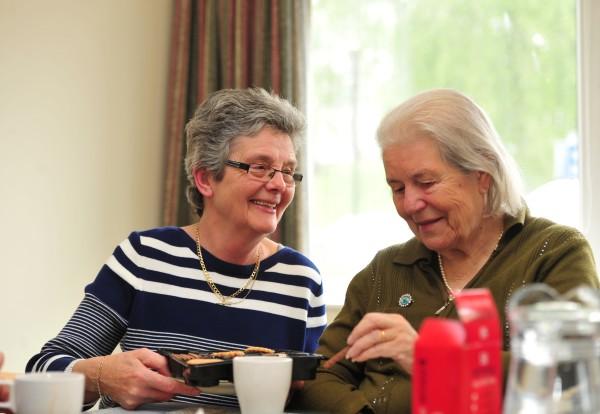 Funding to Royal Voluntary Service reaches £1 million milestone