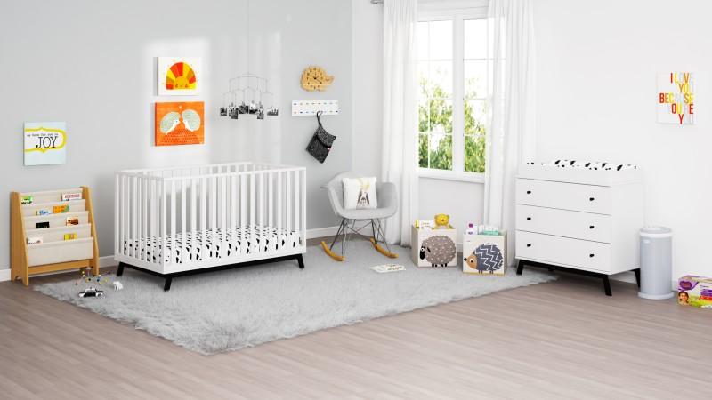 Mid Century Modern Nursery