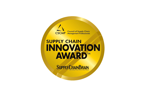 Supply Chain Innovation Award logo