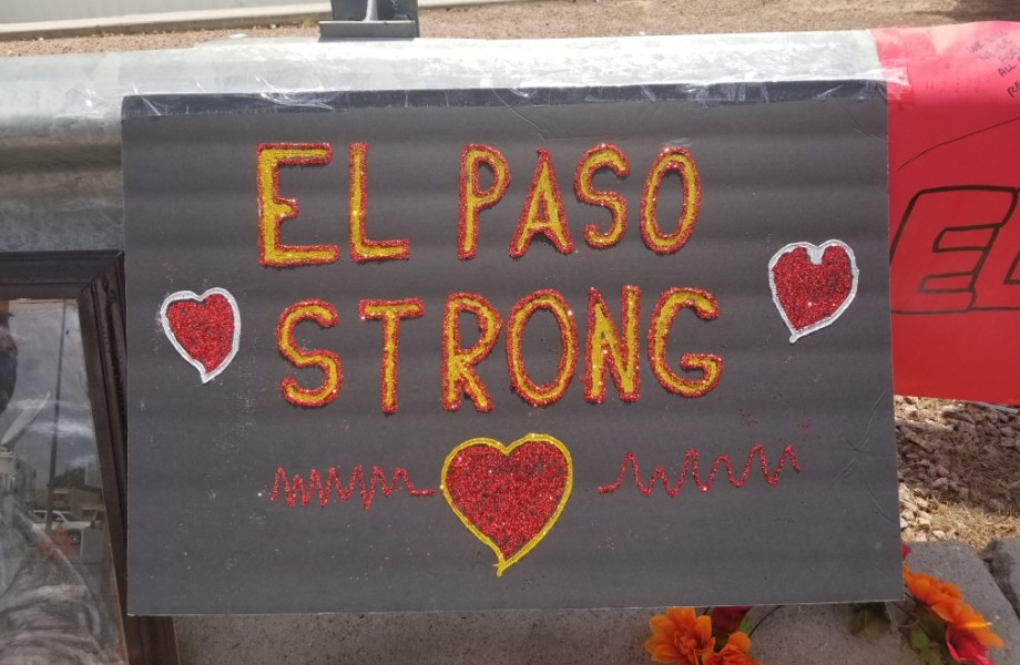 El Paso Strong Poster