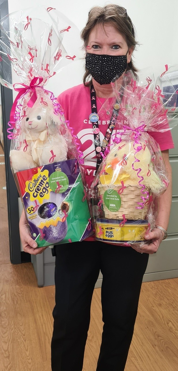 Easter donations | Asda Newport Isle of Wight