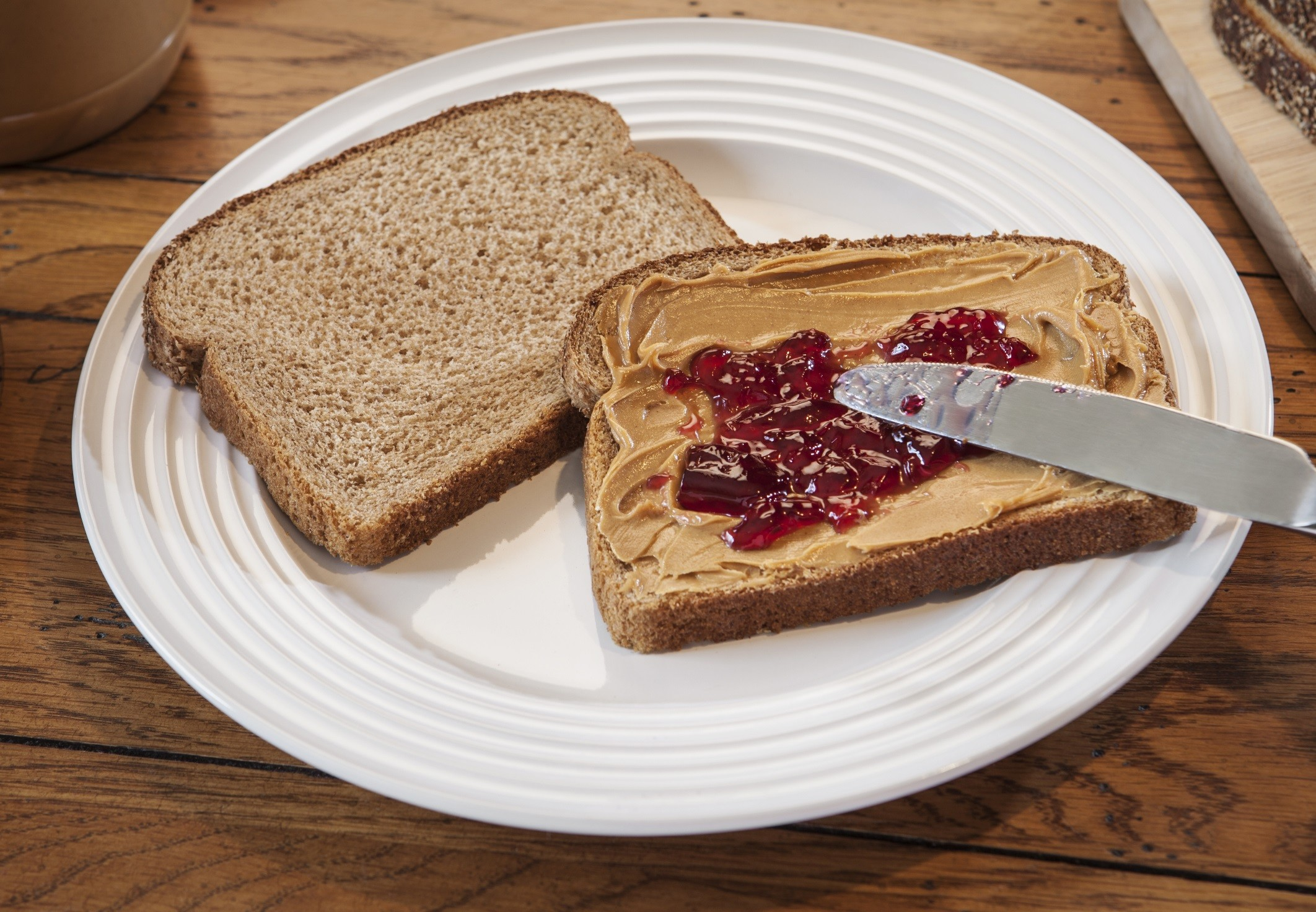 Back to school lunchbox planning PB&J