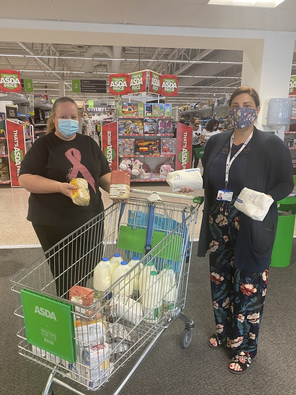 Zoom cooking sessions | Asda Gosport