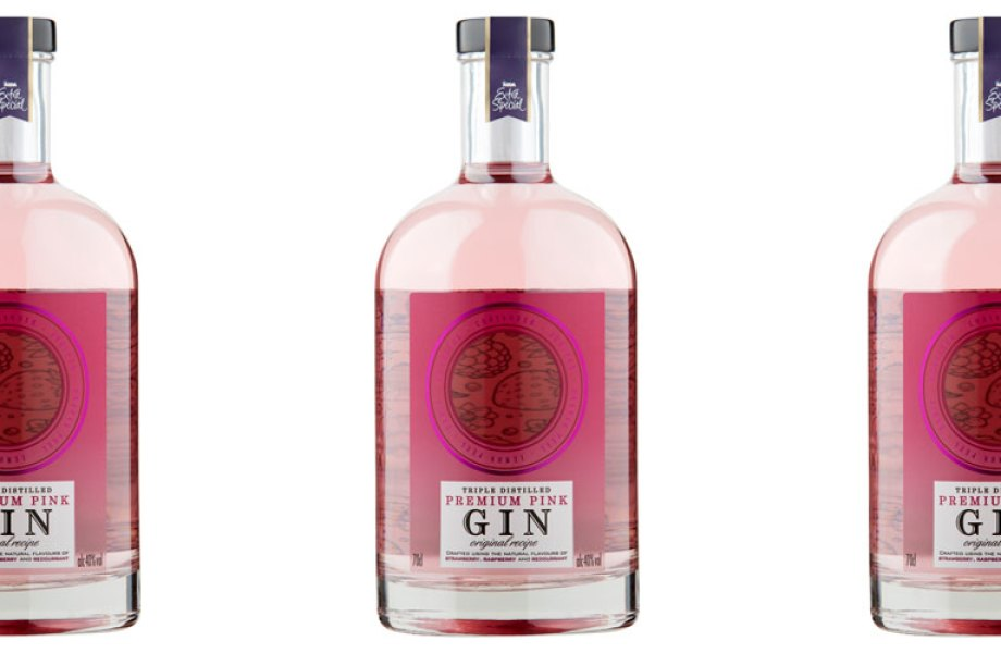 Extra Special Pink Gin
