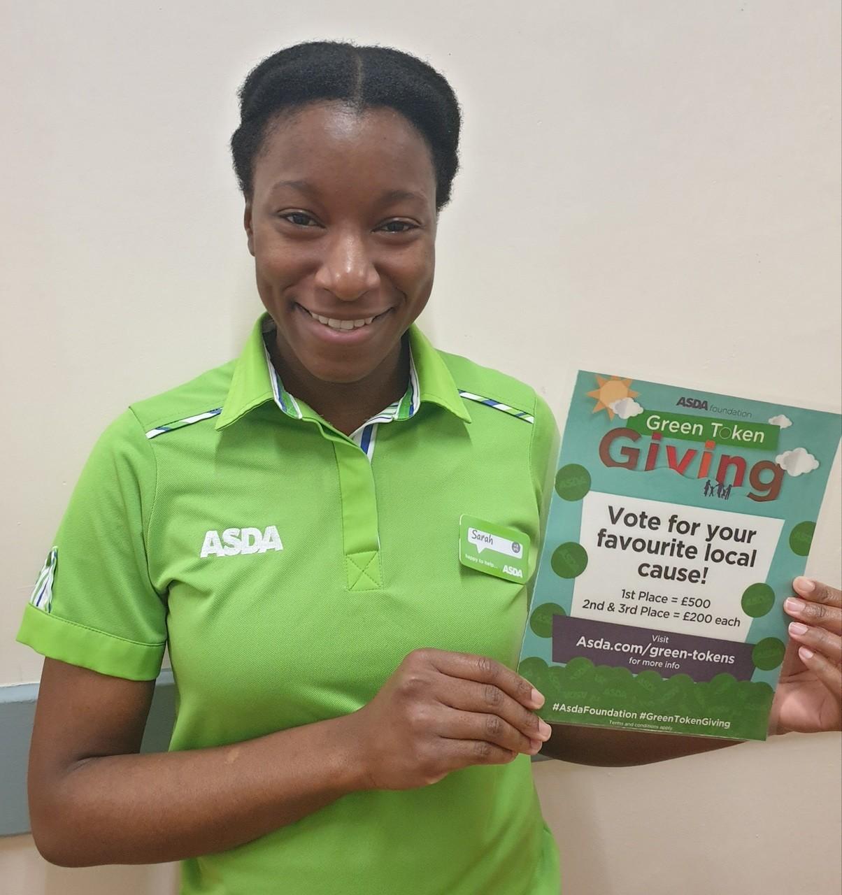Green Tokens are back | Asda Killingbeck