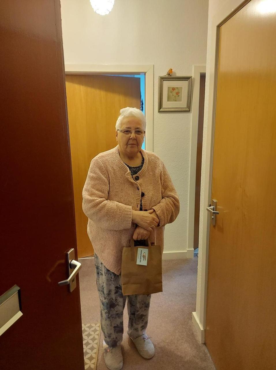 £600 grant to Boomerang   Asda Dundee Kirkton