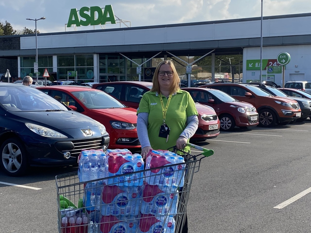 Supporting our NHS workers | Asda Gorseinon