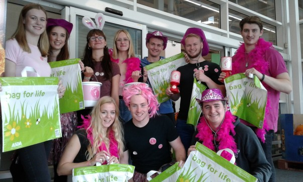 Asda Bournemouth Tickled Pink