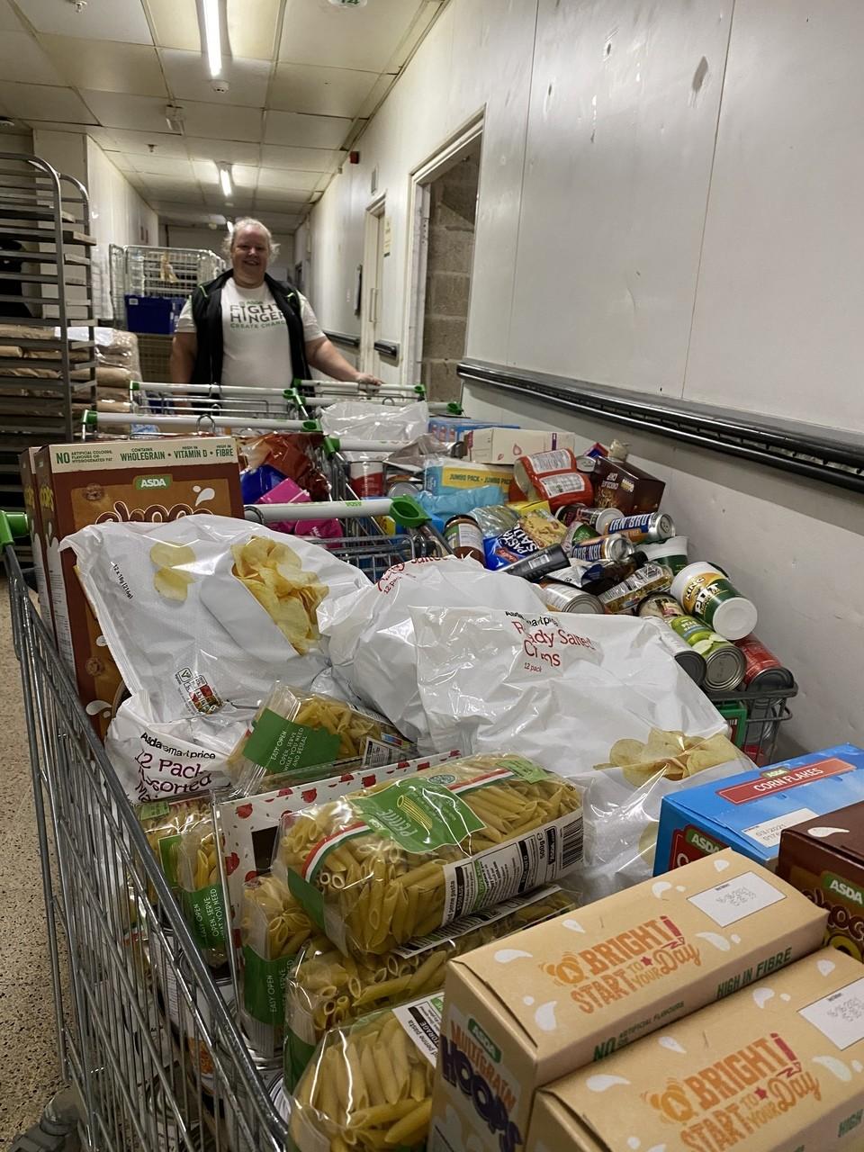 Asda Gosport hosts dress down weekend for Fight Hunger Create Change | Asda Gosport