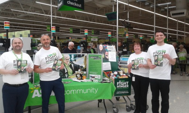 Fight Hunger at Asda Pudsey