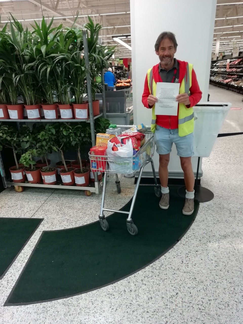 A Little Poem to Say A Big Thank You. | Asda Morley