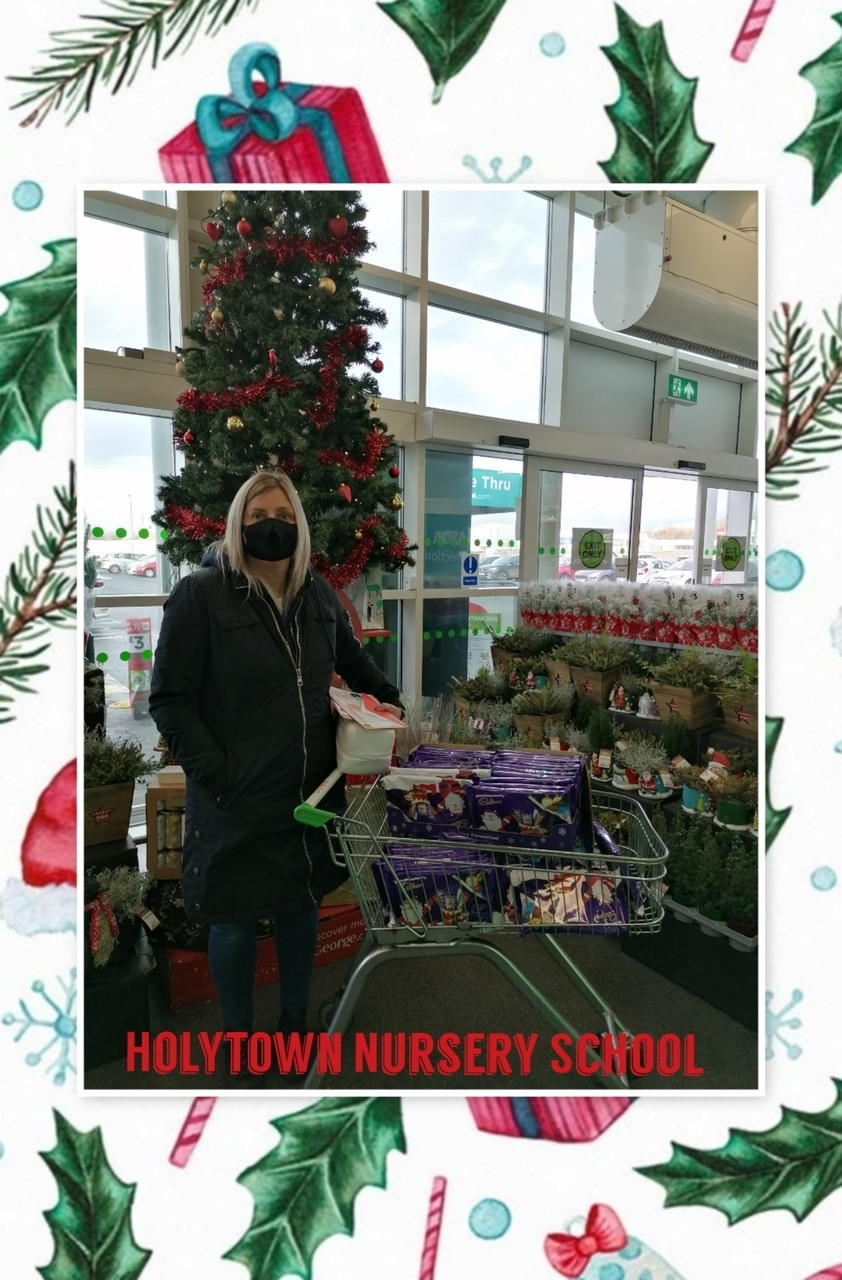 Holytown Christmas Donations  | Asda Motherwell