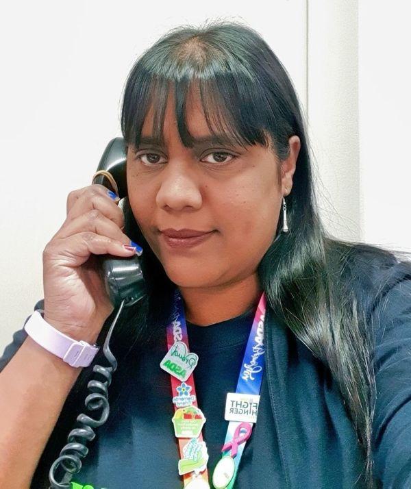 Sam D'Souza from Asda Hayes
