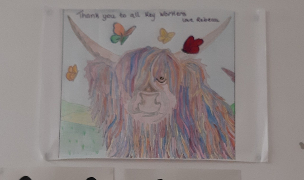 Some lovely Thank Yous | Asda Portlethen