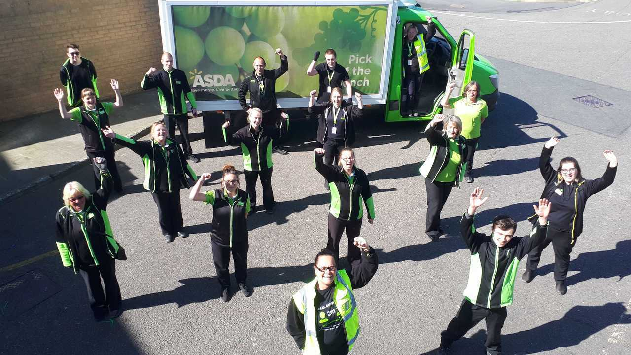 Celebrating colleagues | Asda Boston