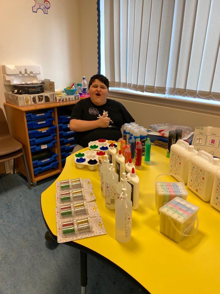 Donation to Craigowl Primary School | Asda Dundee Kirkton