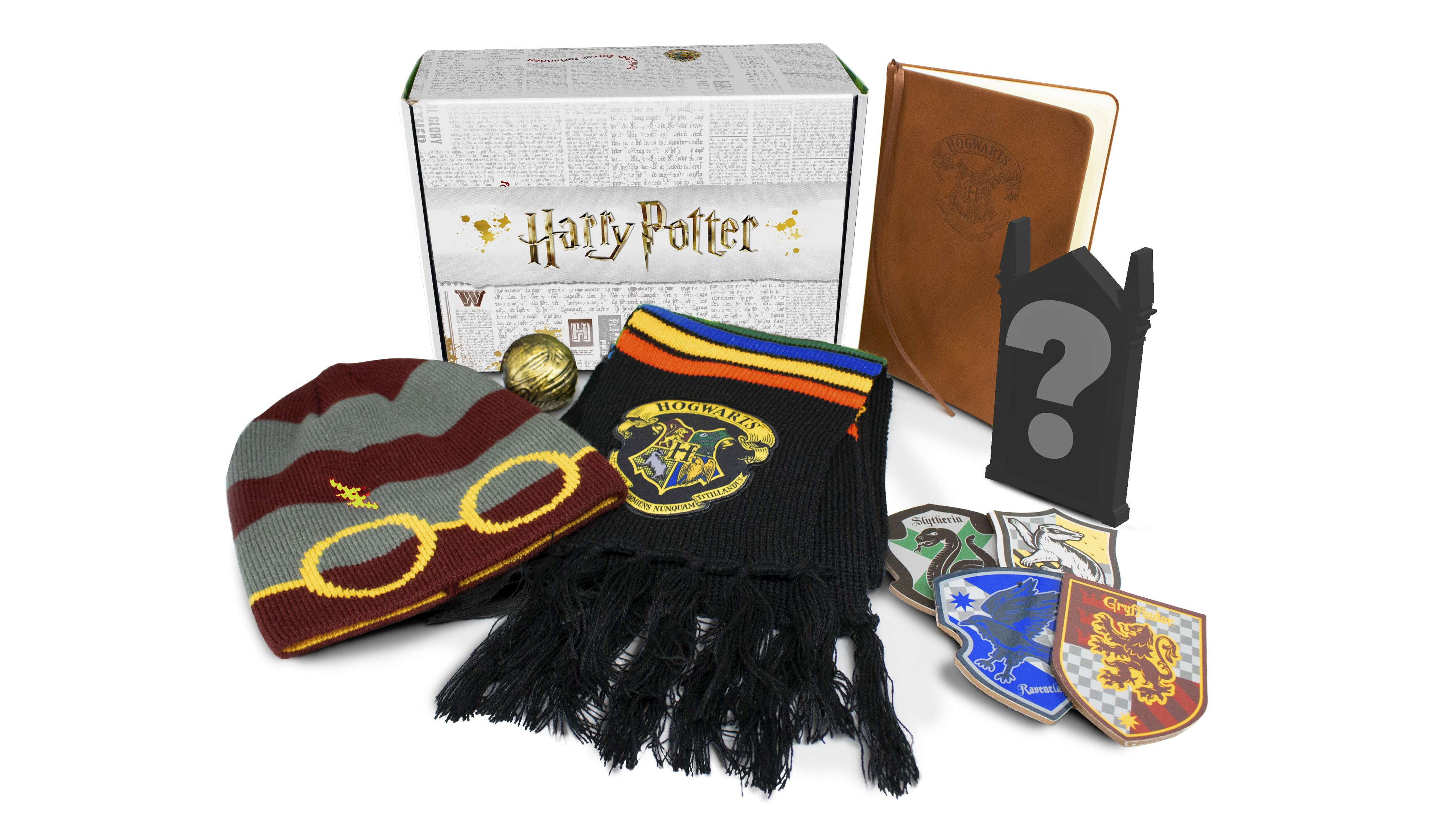 Harry Potter Collectors Box from CultureFly