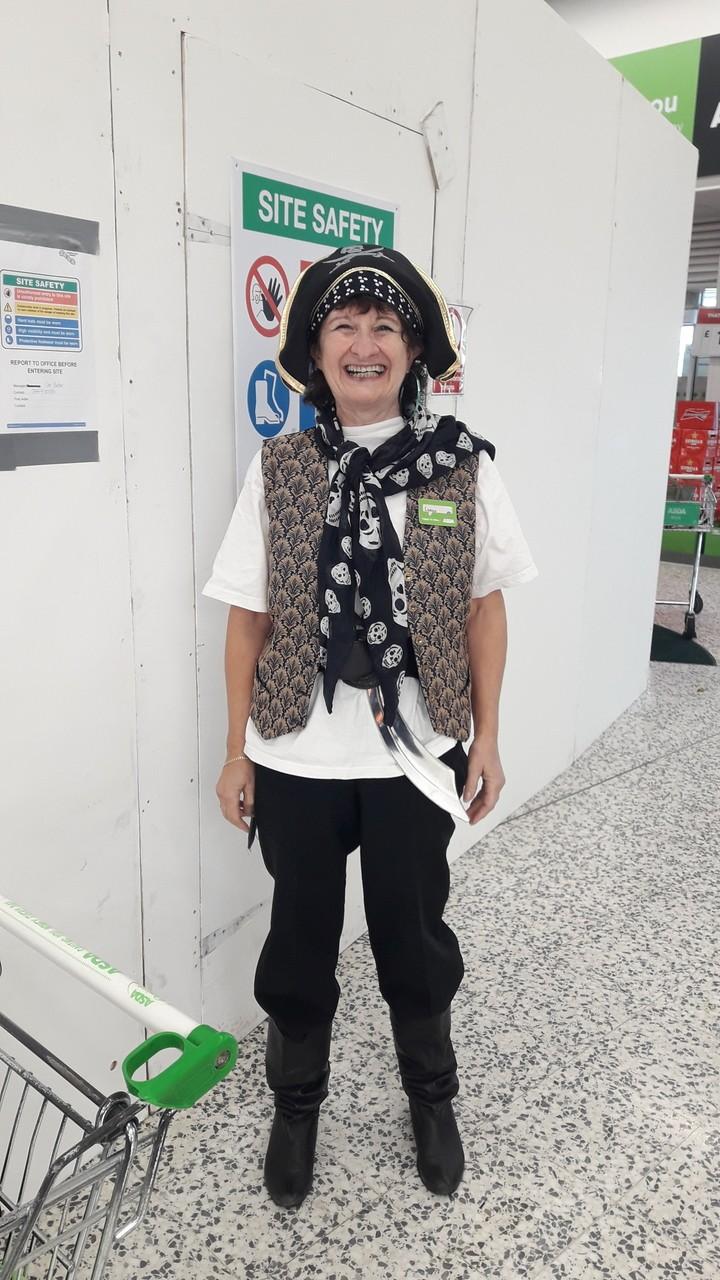 International Talk Like A Pirate Day | Asda Fareham