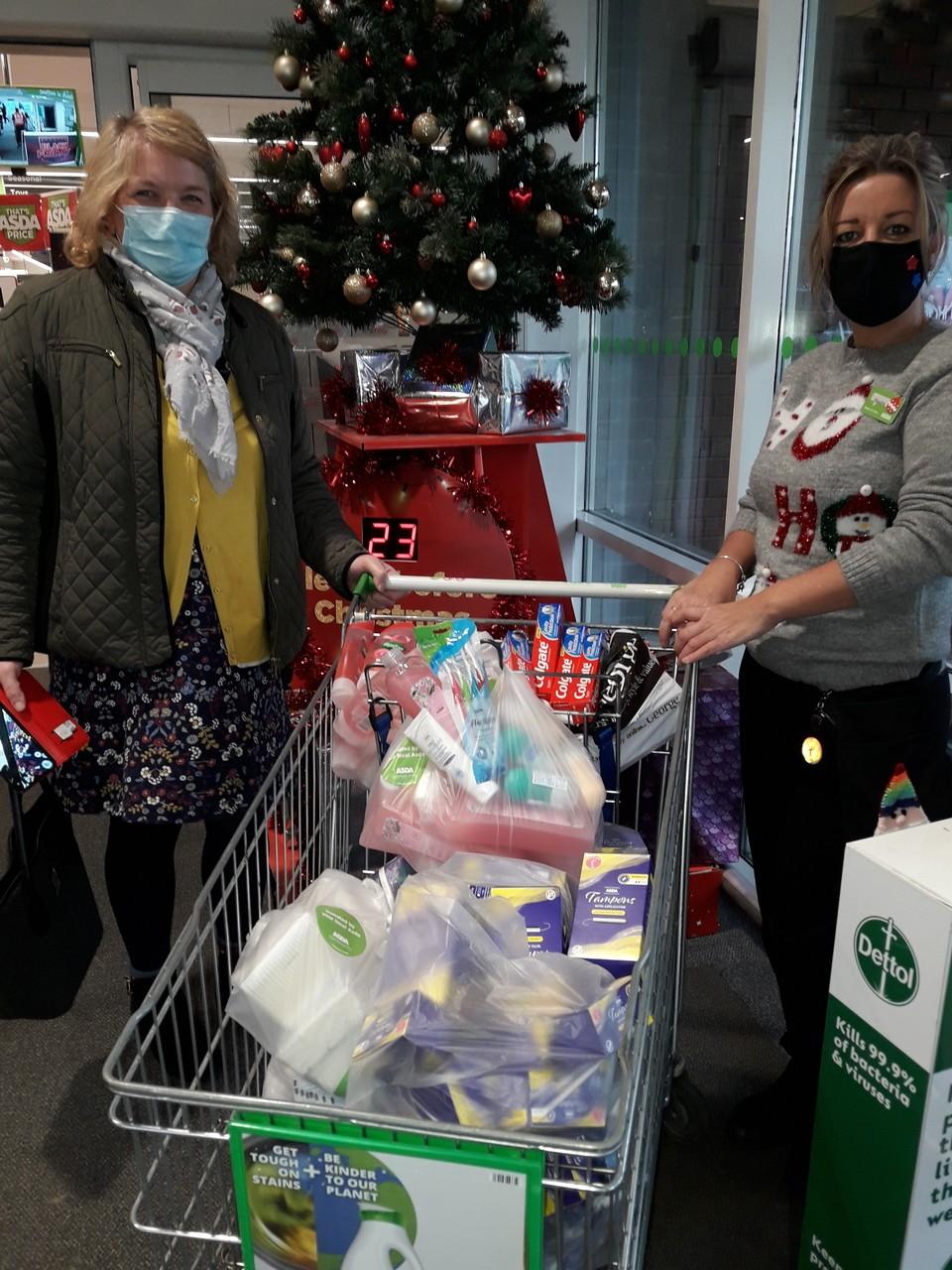 Busy week of Community Donations😊 | Asda Sutton in Ashfield