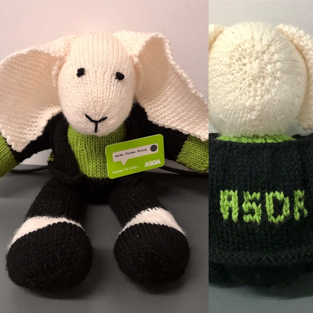 New store mascot | Asda Frome
